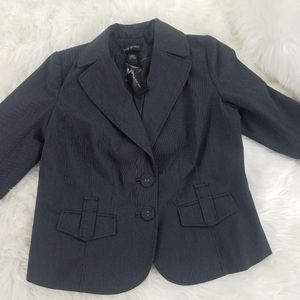 Nwt Lane Bryant 3/4 sleeve work blazer size 16